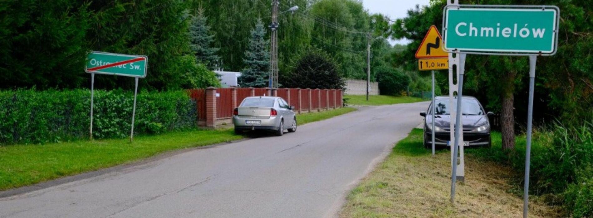 Gmina Ostrowiec Świętokrzyski wspólnie z gminą Bodzechów wspierają drogową inwestycję powiatu